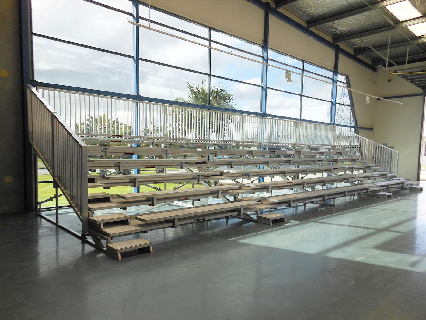 grandstand hire sports centre
