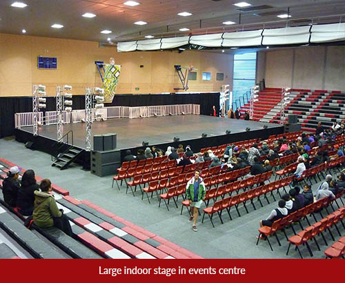 large event center