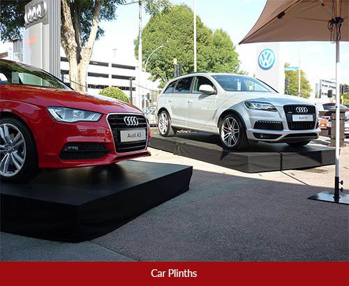 Car Plinths